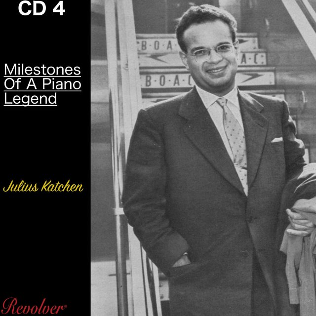 Milestones Of A Piano Legend CD4