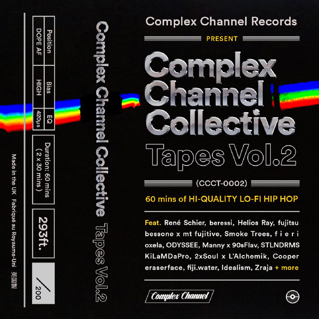 Complex Channel Collective Tapes Vol. 2