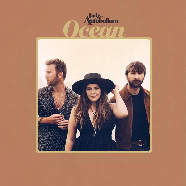 Cover art for album Ocean by Lady Antebellum