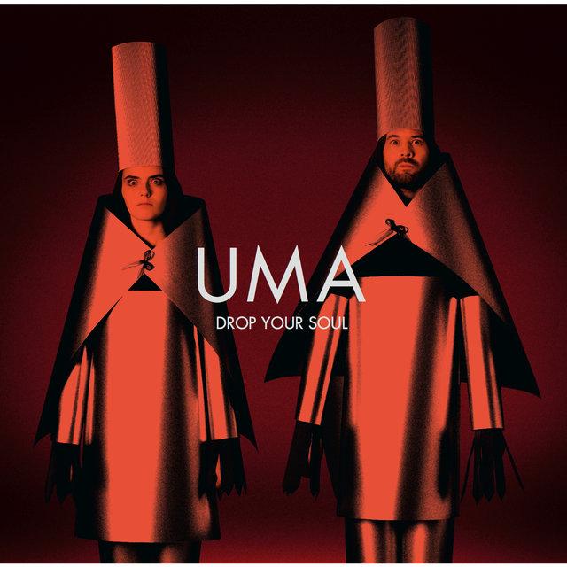 Cover art for album Drop Your Soul by Uma