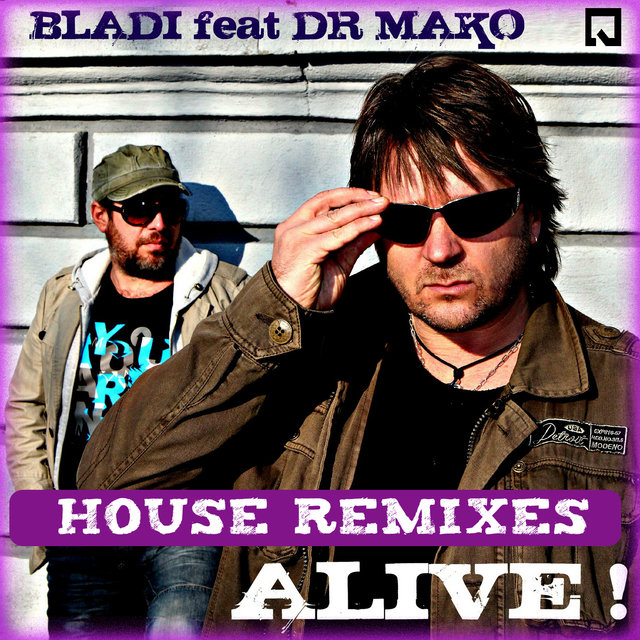 Alive! House Remixes - EP