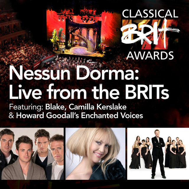 Nessun Dorma (Live From The Brits)
