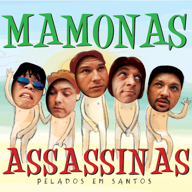 Mamonas Assassinas - Pelados Em Santos
