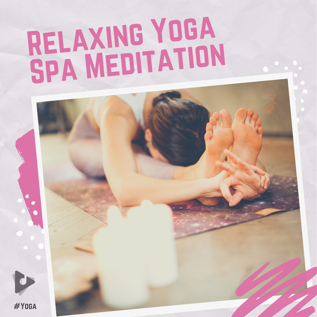 Relaxing Yoga Spa Meditation