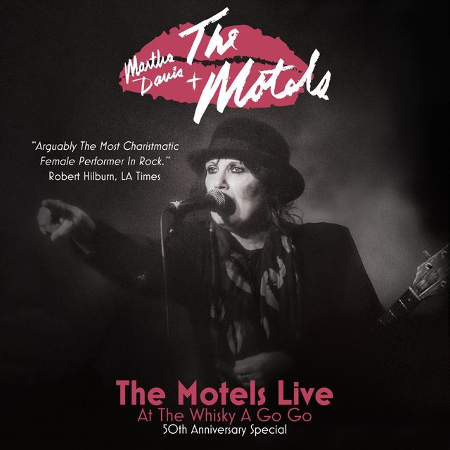The Motels Live at the Whisky a Go Go: 50th Anniversary Special
