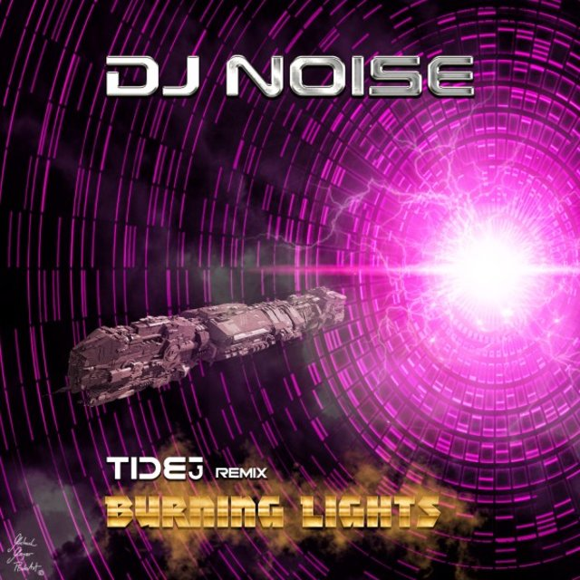 Burning Lights (DJ Tide Remix)