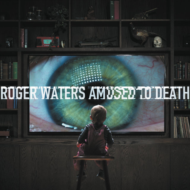 Cover art for album  by Roger Waters