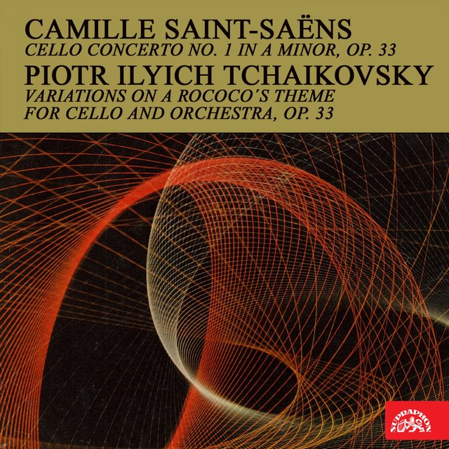 Saint-Saëns: Cello Concerto - Tchaikovsky: Variations on a Rococo´s Theme
