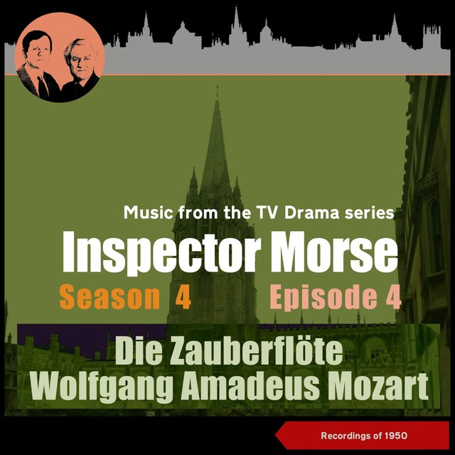 Music from the Drama Series Inspector Morse - Season 4, Episode 4