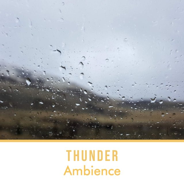 Gentle Thunder Sleep Ambience