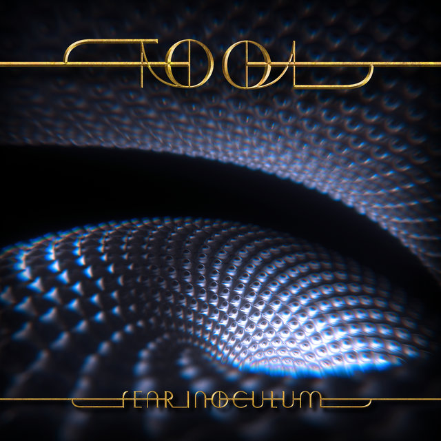 Cover art for album Fear Inoculum by TOOL