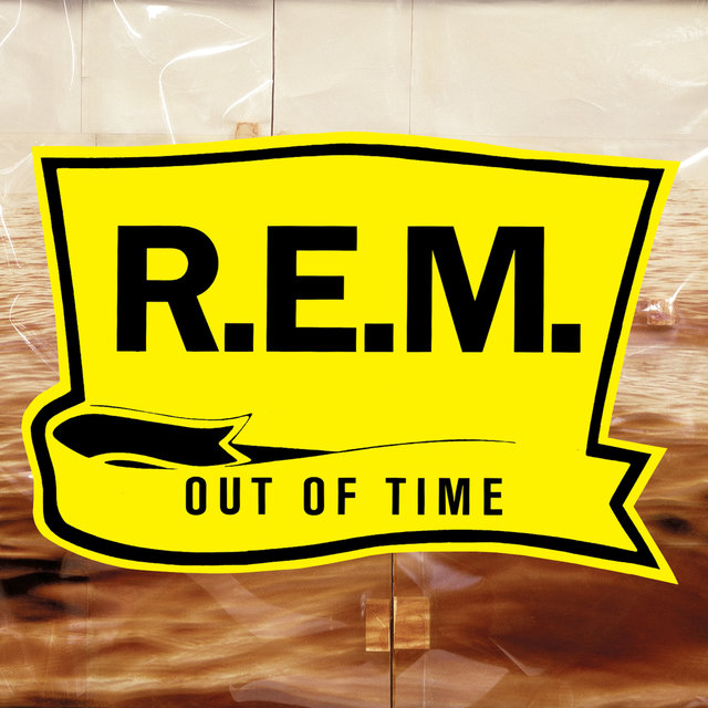 Cover art for album Out Of Time by R.E.M.