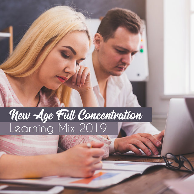 New Age Full Concentration Learning Mix 2019