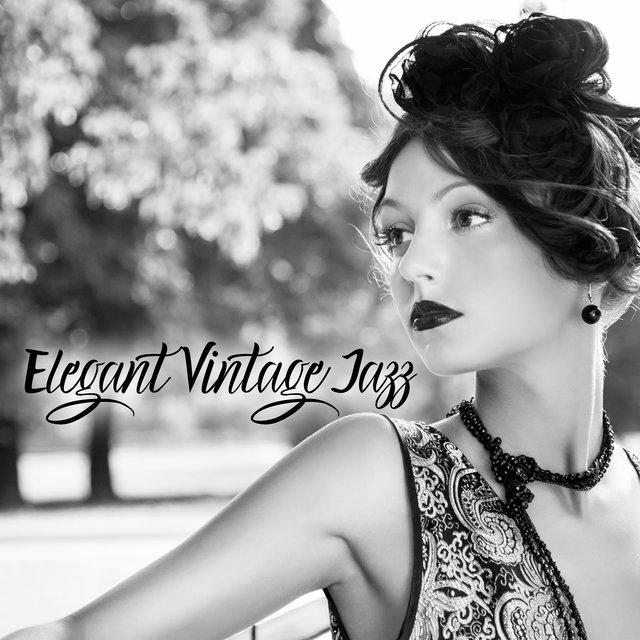 Elegant Vintage Jazz - Collection of Instrumental Music Straight from the 1950s, Cocktail Party, Luxury Alcohols, Cuban Cigars, Smoke, Jazz Lounge