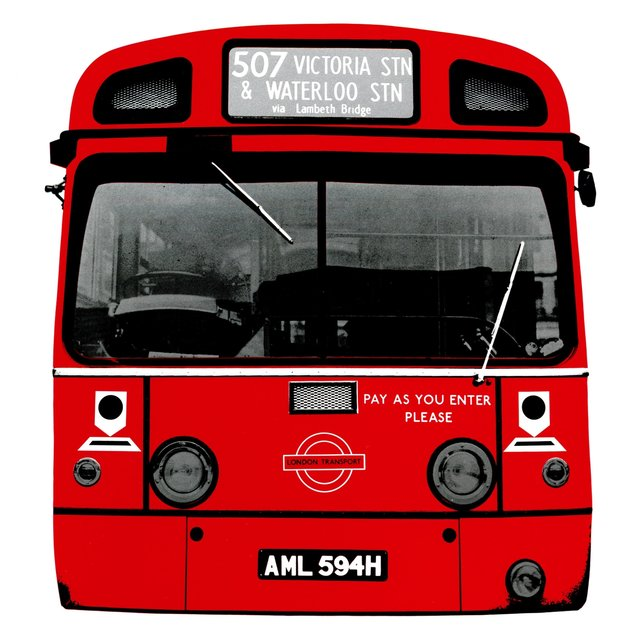 London Transport (Red Line Bus Version)