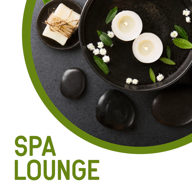 Spa Lounge: Relaxing Atmosphere