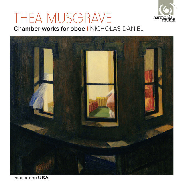 Musgrave: Chamber Works for Oboe