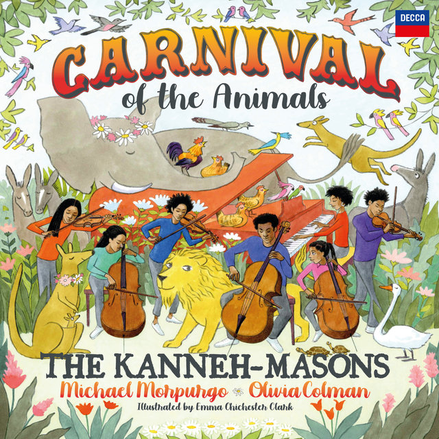 Saint-Saëns: Carnival of the Animals: The Swan