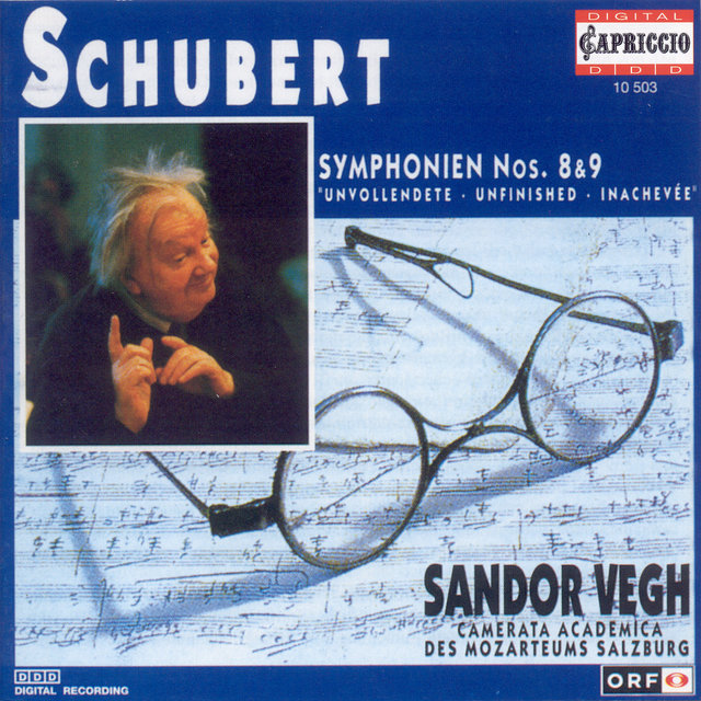 Schubert, F.: Symphonies Nos. 8 and 9