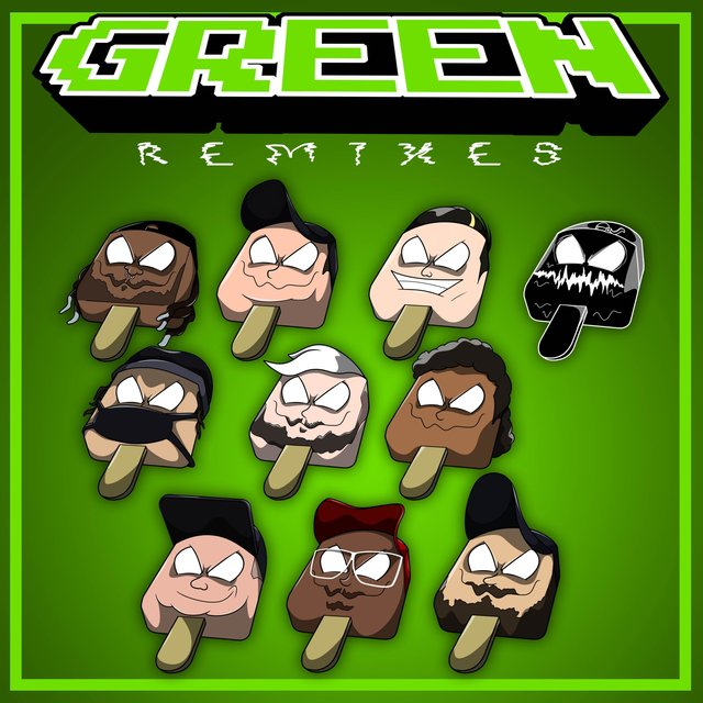 Green (Remixes)