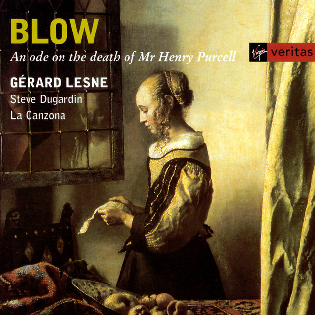 Blow: An ode on the death of Mr. Henry Purcell etc.