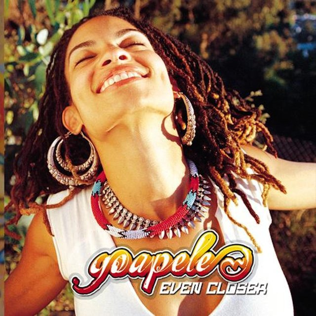 Cover art for album  by Goapele