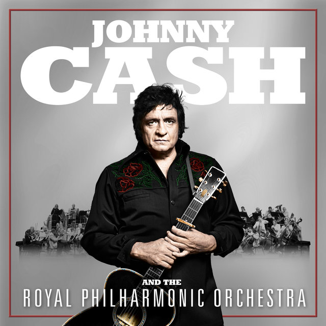 Cover art for album Johnny Cash And The Royal Philharmonic Orchestra by Johnny Cash, The Royal Philharmonic Orchestra