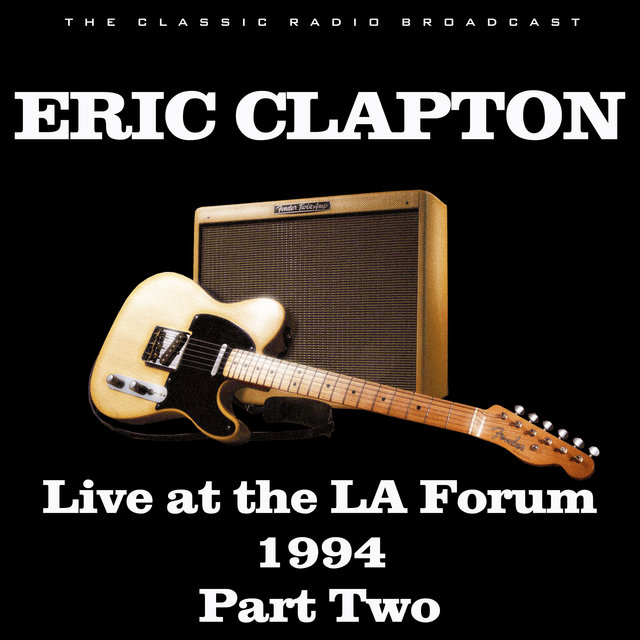 Live at the LA Forum 1994 Part Two