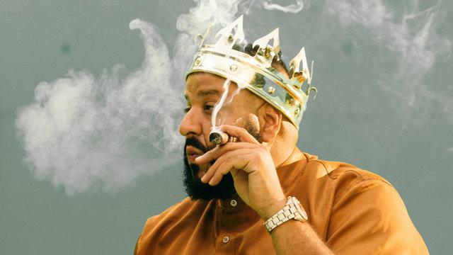 Cover art for album  by DJ Khaled