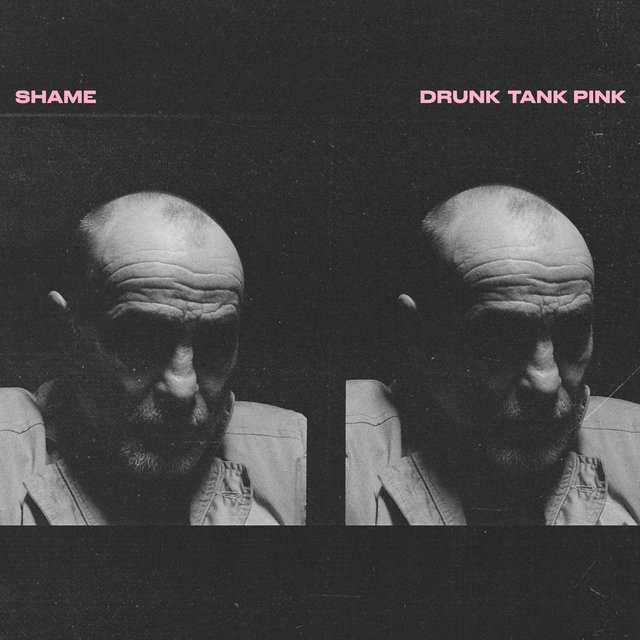 Cover art for album Drunk Tank Pink by shame