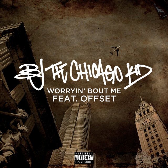 Cover art for album  by BJ The Chicago Kid, Offset