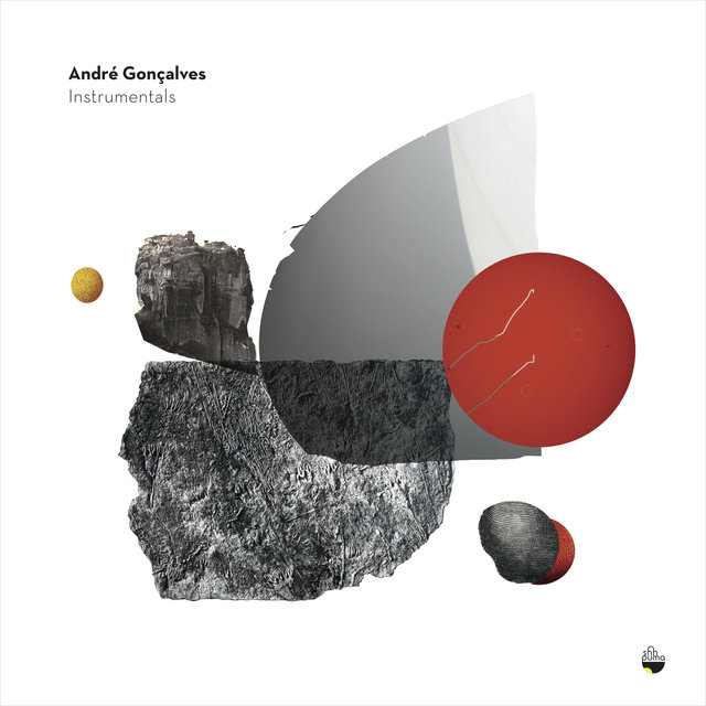 Cover art for album Instrumentals by André Gonçalves