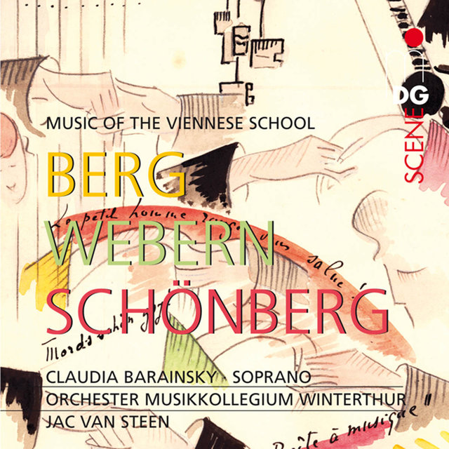 Schönberg & Berg & Webern: Music of the Viennese School