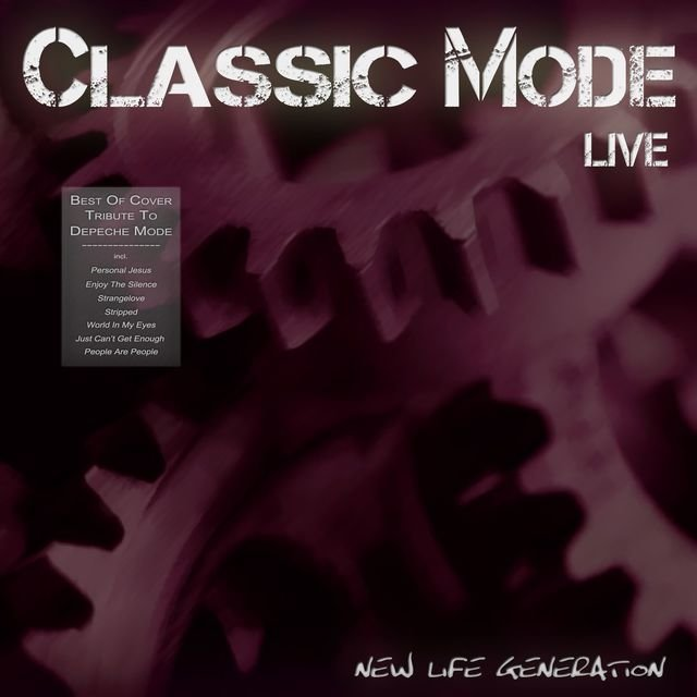 Classic Mode Live - Best of Cover Tribute to Depeche Mode
