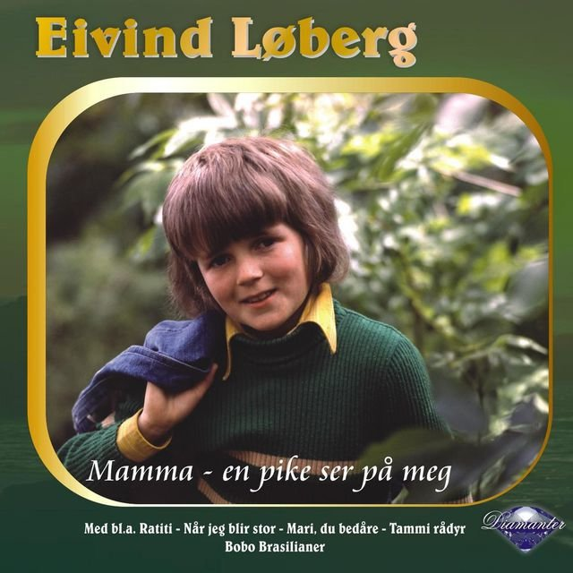 Diamanter - Mamma, En Pike Ser På Meg