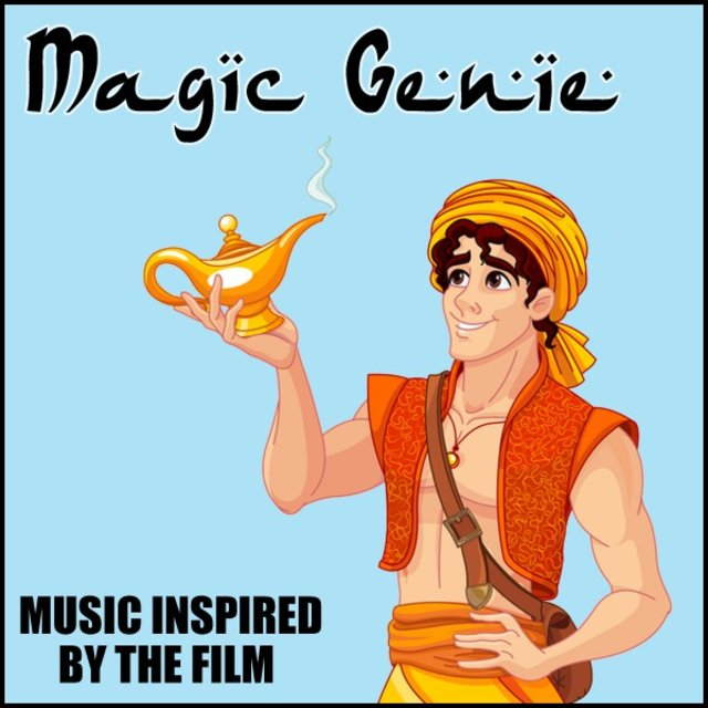Magic Genie (Music Inspired by the Movie)