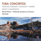 Danielsson: Concertante Suite for Tuba & Four Horns - 1. Largo - Allegro Vivo