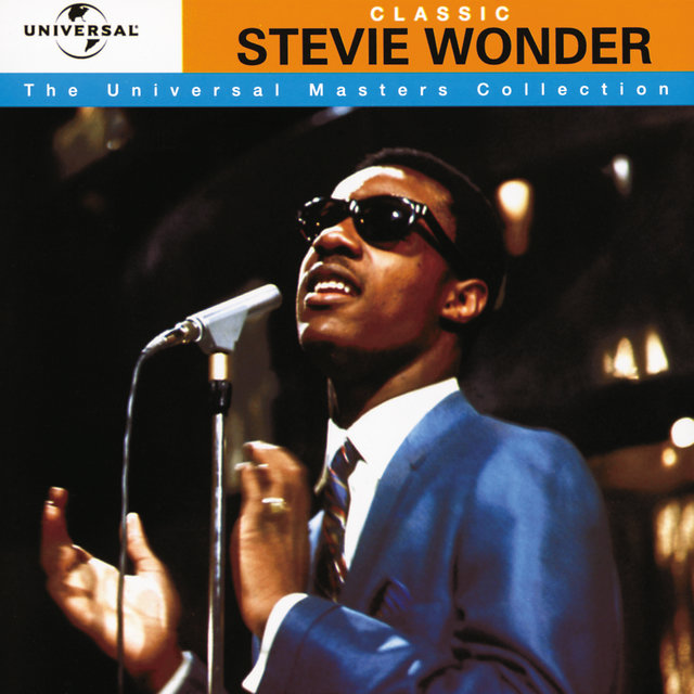 Classic Stevie Wonder - The Universal Masters Collection