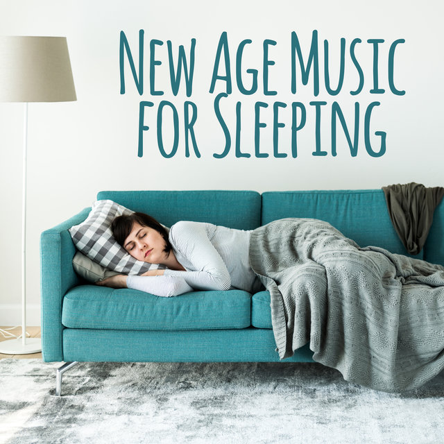 New Age Music for Sleeping - Calming Sounds, Water, Piano Melodies, Fall Asleep Easily and Quickly