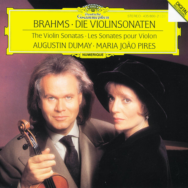 Brahms: Sonatas for Violin and Piano