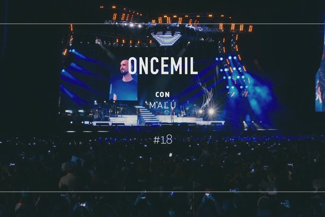 Oncemil (En Vivo Estadio River Plate)