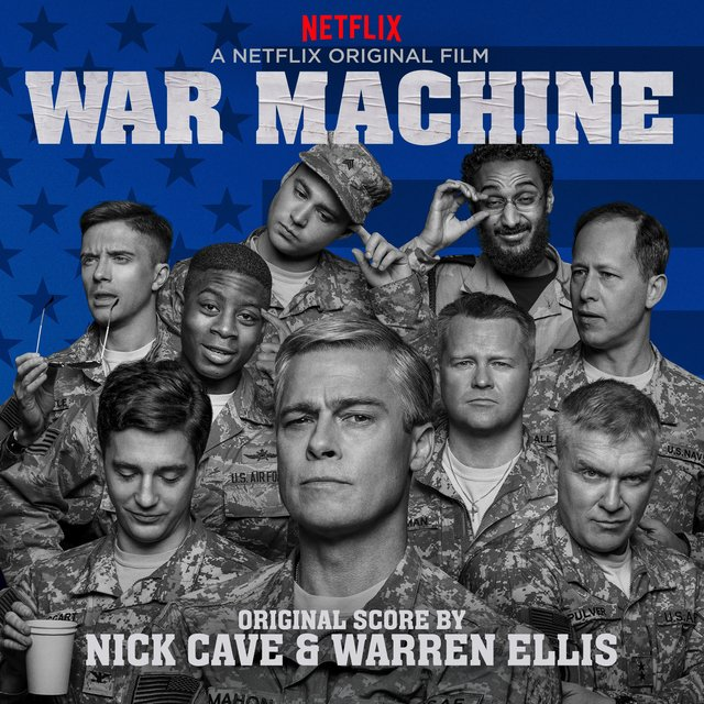 War Machine (A Netflix Original Film)