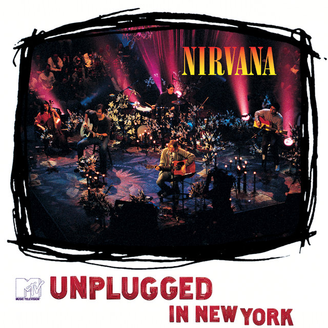 Cover art for album MTV Unplugged In New York (25th Anniversary) by Nirvana