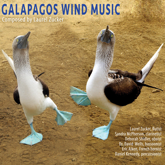 Galapagos Wind Music