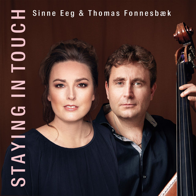 Cover art for album Staying in Touch by Sinne Eeg, Thomas Fonnesbæk