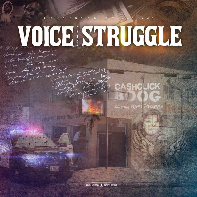 Voice Of The Struggle