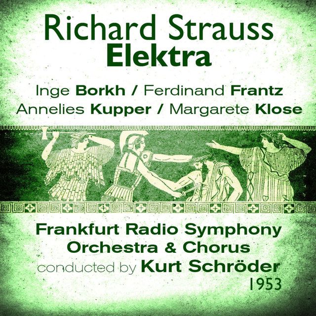 Strauss: Elektra (1953), Volume 2