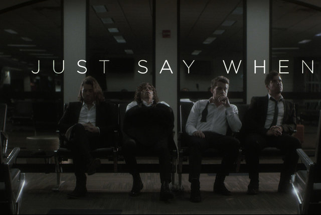 Just Say When (Official Video)