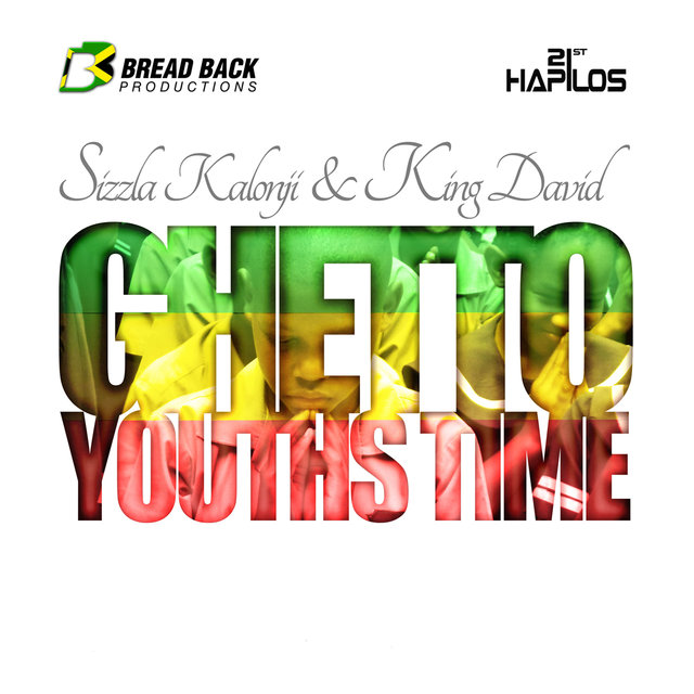 Ghetto Youths Time - Single