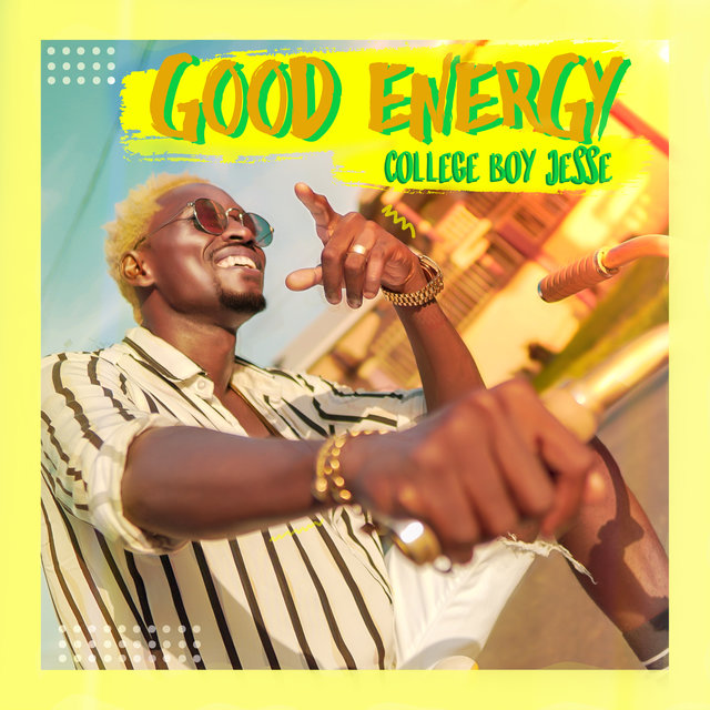 Cover art for album Good Energy by Badjohn Republic, College Boy Jesse